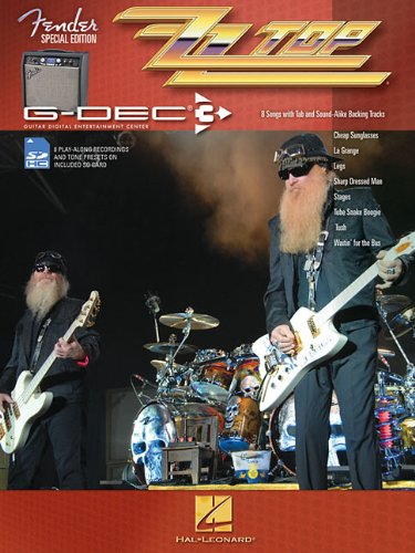 ZZ Top: Fender Special Edition G-DEC Guitar Play-Along Pack