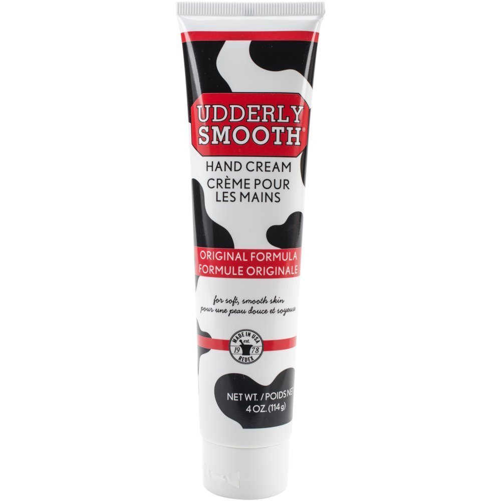 Udderly Smooth Lightly Scented Scent Hand Cream 4 oz. 1 pk by Udderly Smooth
