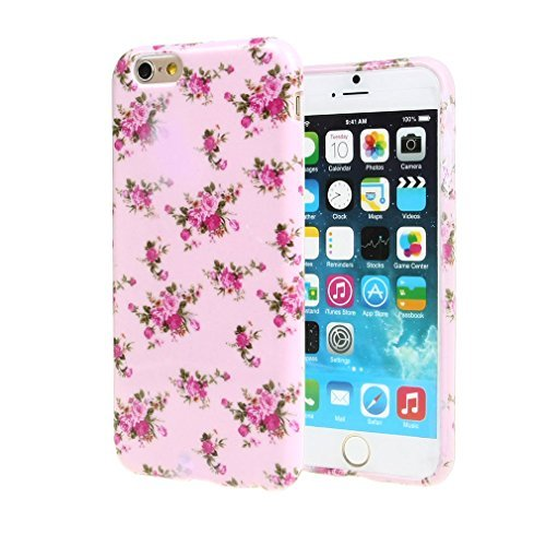 iPhone 6 Plus (5.5 inches) Case , Leathlux Fashion TPU Gel Skin Case Cover for iPhone 6 Plus (5.5 inches)