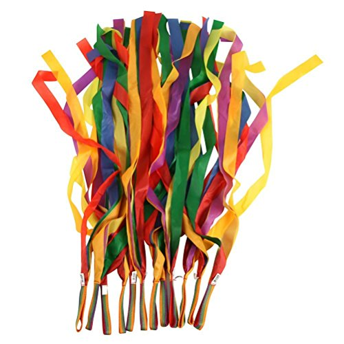 Pixnor Rhythm Ribbon Dance Rainbow