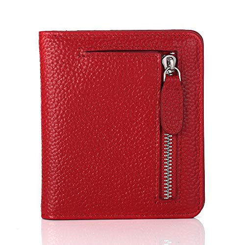Ladies Red Leather - 2