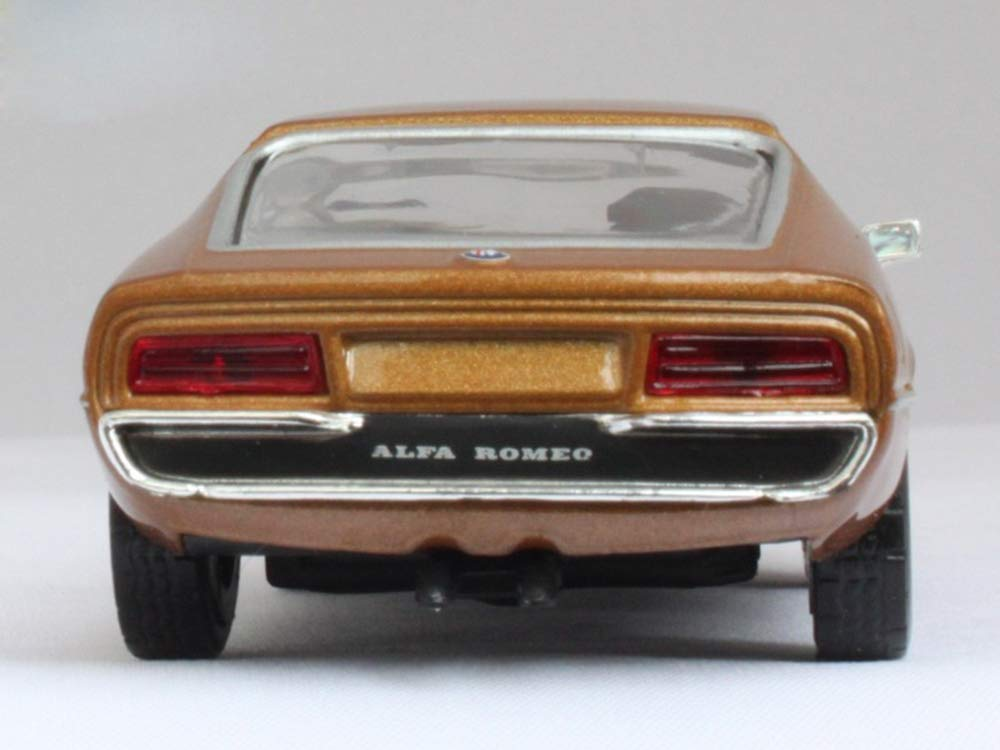 Amazon.com: Alfa Romeo Montreal 1970 año marrón italiano ...