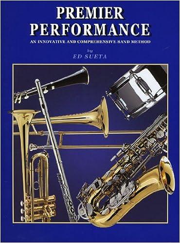 Premier Performance - Trumpet/Cornet - Book 1 with CD