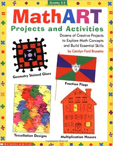 Amazon.com: MathART Projects and Activities (Grades 3-5 ...