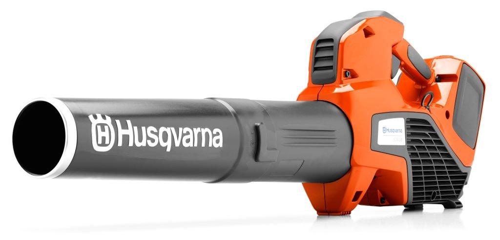 Husqvarna 536LiB 165.6kmh Negro, Naranja aspiradora de hojas ...