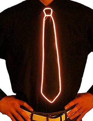 Xcellent Global Corbata para el Cuello EI Alambre Negro Decoración ...