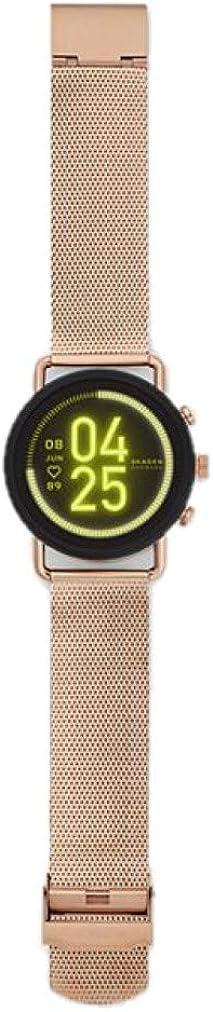 Skagen Reloj Digital para Señoras de Cuarzo con Correa en Acero Inoxidable SKT5204
