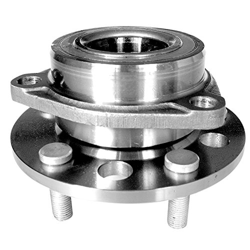(GSP 104016 Axle Bearing and Hub Assembly - Left or Right Front (Driver or Passenger Side))