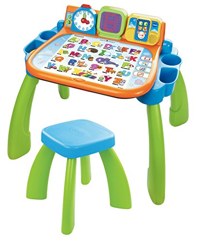 vtech 154605 jeu educatif electronique magi bureau interactif 3 en 1 la caverne du jouet. Black Bedroom Furniture Sets. Home Design Ideas