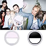 Aro Luz Led Selfie Iphone Android Iluminacion Flash Camara