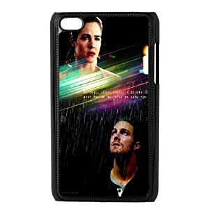 High Quality -ChenDong PHONE CASE- FOR IPod Touch 4th -Green Arrow Series-UNIQUE-DESIGH 3