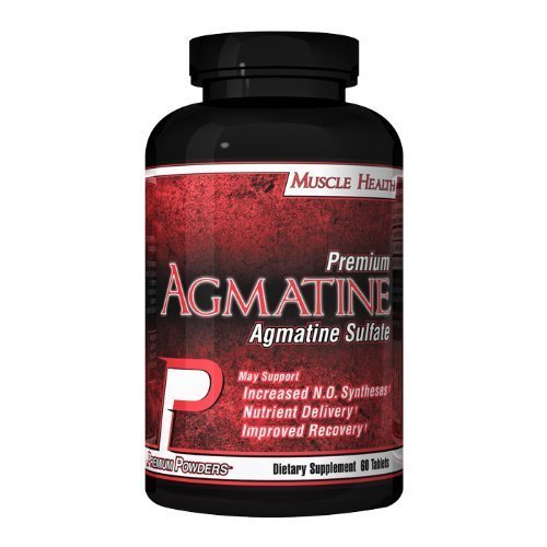 Agmatine Sulfate 1000mg onglet Premium poudres