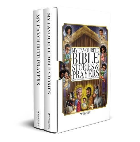 My Favourite Bible Stories and Prayers: Bible stories and prayers, illustrated especially for children of colour