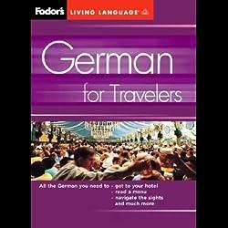 Fodor's German for Travelers