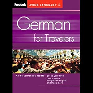 Fodor's German for Travelers Audiobook