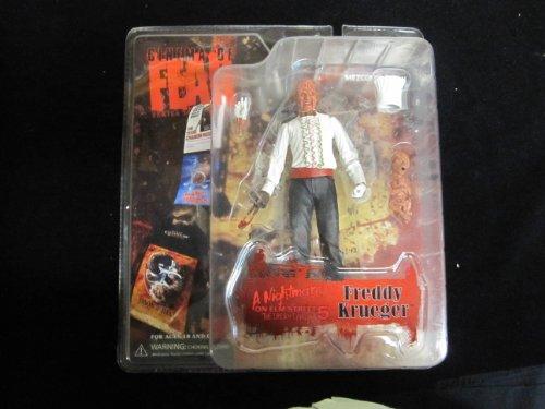 Mezco Freddy Krueger Nightmare on Elm Street 5 The Dream Child Cinema of Fear Series 3
