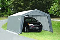 Shelter Giant 11224 Instant Garage, 12'x24' , Grey