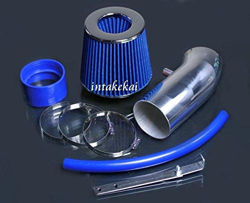 Blue 2011 2012 2013 2014 2015 2016 Dodge Charger Challenger 6.4L - 2012 2013 2014 Chrysler 300 6.4l Srt8 Air Intake Kit (Blue Chrysler Intake System)