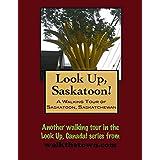 A Walking Tour of Saskatoon, Saskatchewan (Look Up, Canada!)
