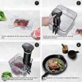 VPCOK Sous Vide Cooker Accurate Immersion Cooker