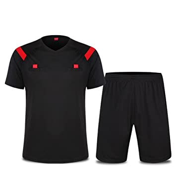 A-NAM Adult s Football Referee Kit  Shirt + Shorts  9f80917cf81