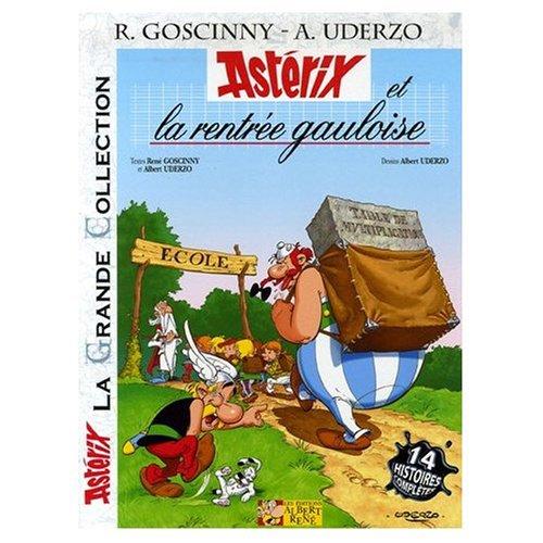 asterix-et-la-rentree-gauloise-french-edition