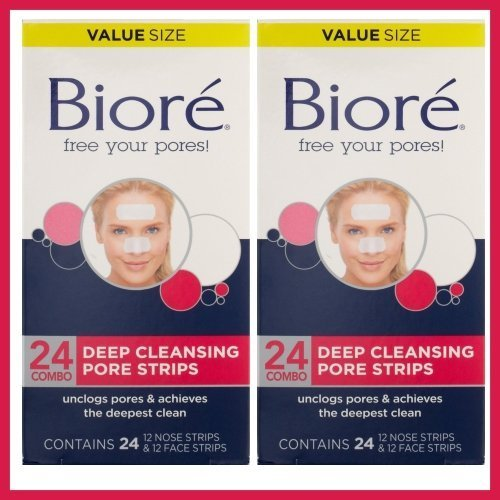 BIORE DEEP CLEANSING PORE STRIPS 48 by biore by biore (Image #1)