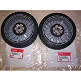 Honda Rear Drive Wheels (2) HRT216 HRR216 HRS216 HRZ216 Part # 42710-VE2-M02ZE