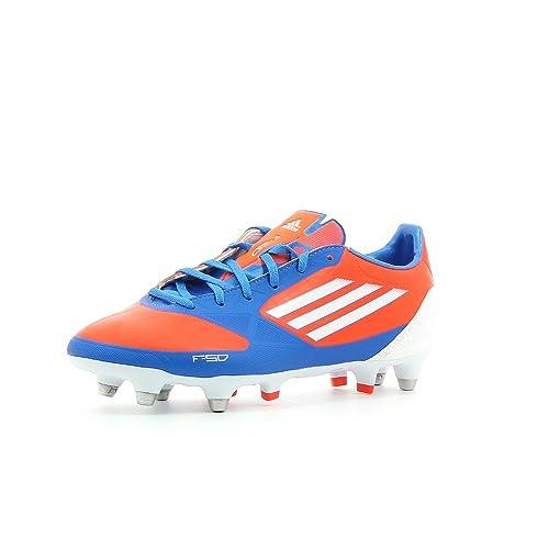 separation shoes 19002 57432 adidas - Botas de fútbol de según descripción para hombre rojo Amazon.es  Zapatos y complementos