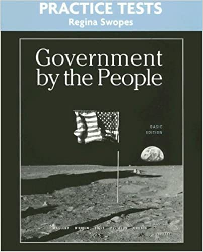 By david b. Magleby government by the people, texas edition.