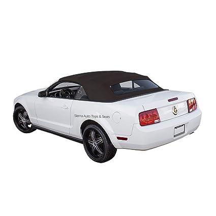 2014 mustang convertible review