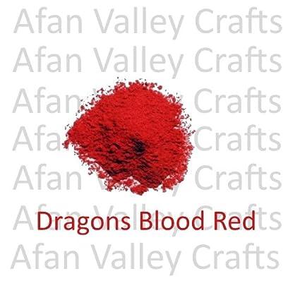 Dragón Sangre Rojo - tierra - Pigmento Colorante para pintura al ...