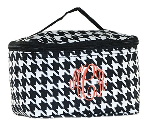 Embroidered Cosmetic Bags - 3