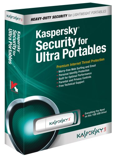 Kaspersky  Security For Ultra Portables [Old Version]