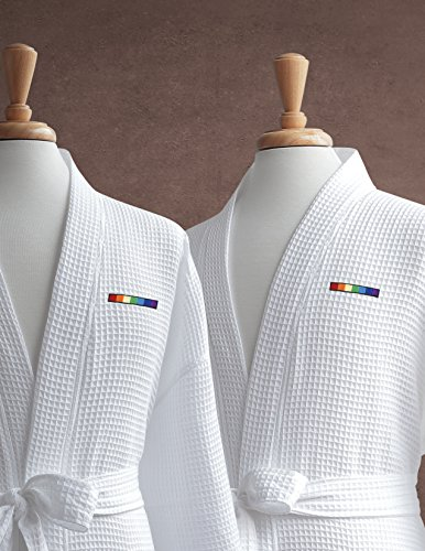 luxor-linens-lgbt-gay-pride-embroidered-egyptian-cotton-waffle-weave-robe-unisex-style-flag-set-of-2