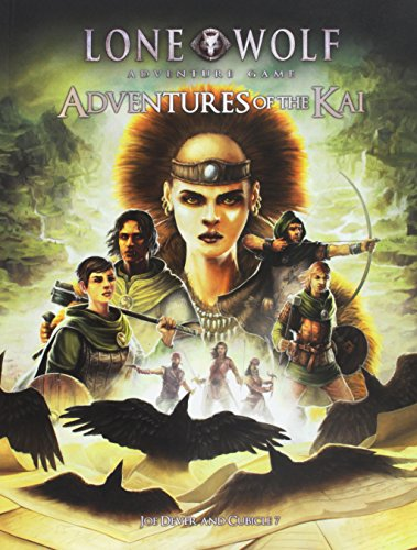 Lone Wolf Adventures of the Kai v1 (Lone Wolf The Board Game)