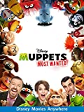 Muppets Most Wanted (Plus Bonus Features)