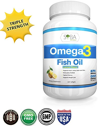 omega-3-fish-oil-supplements-with-lemon-oil-120-triple-strength-softgels-1300mg-650mg-dha-860mg-epa-