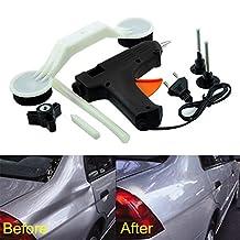 Pocketman Car auto repair tools Pops a Dent Kit with Hot Melt Glue Gun Glue Sticks for Car Hail Damage Remover