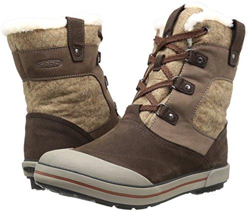 KEEN 2017 Grape 5 Schuhgröße Mid 40 Espresso ELSA Stiefel Premium Montana WP Women Boots T8awRT7xrq