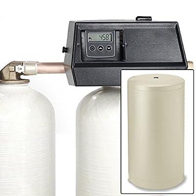 32k Digital Dual Tank Alternating IRON PRO Water Softener with Fleck 9000SXT