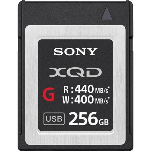 Sony Professional XQD G Series 256GB  Memory Card (QDG256E/J)