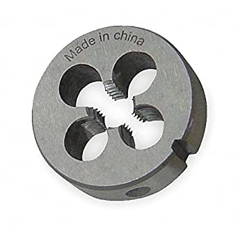 New 1pc Metric Right Hand Die M22X1.5mm Dies Threading Tools 22mmX1.5mm pitch
