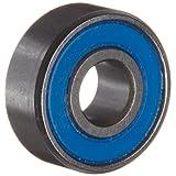 10 Sealed Bearing R3-2RS 3/16 x 1/2 x 0.196 inch Miniature Ball Bearings VXB Brand