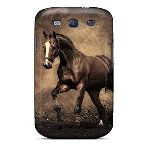 Cute Tpu StarFisher Horse Wallpaper Beautiful Horse Case Cover For Iphone 5/5S
