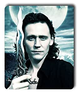 Loki Warrior Rectangle Mouse Pad by eeMuse by runtopwell