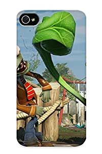 High Quality MAgUc0efJCE Plants Vs Zombies 2 Garden Warfare Tpu Case For Iphone 4/4s