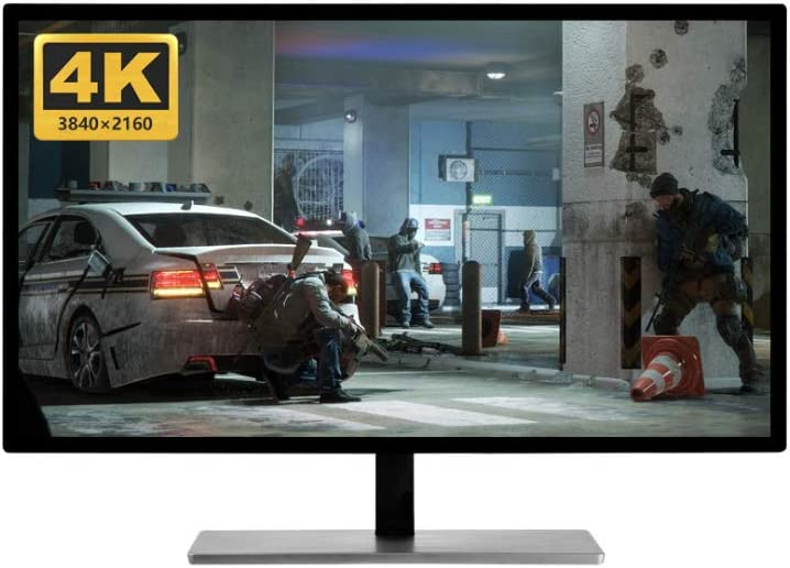 WANG XIN Pantalla 4K de 28 Pulgadas Pantalla LCD de 4K de Alta ...