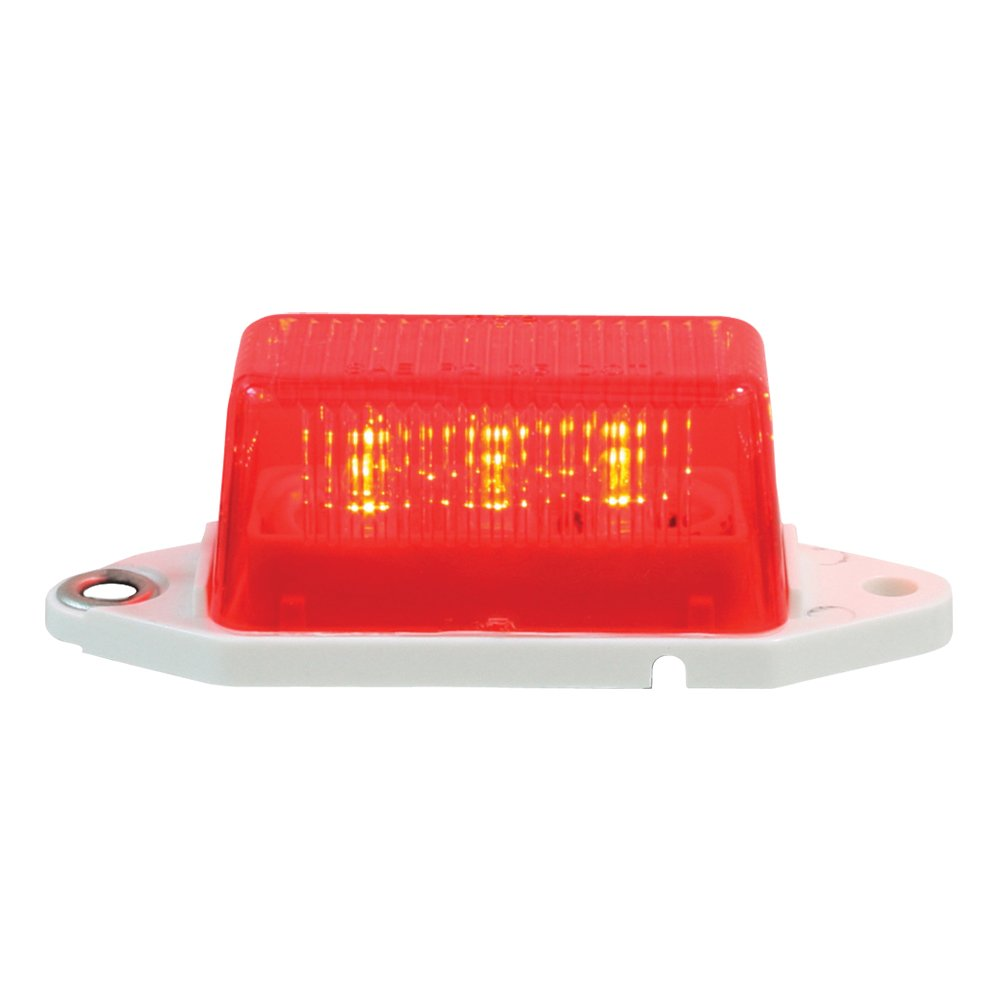 78372 Red Sealed 6-LED Marker Light Grand General