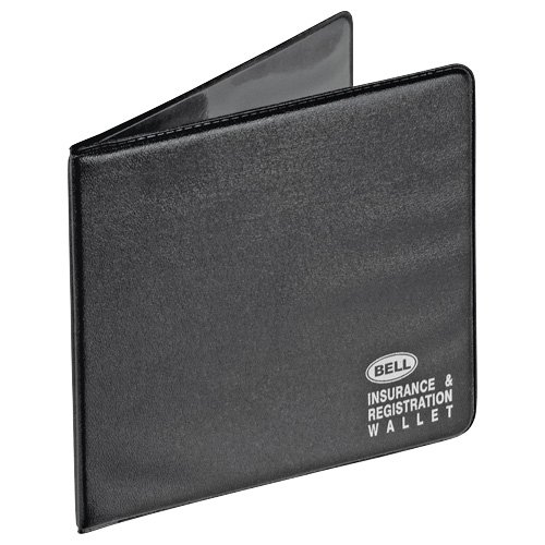 Custom Accessories 17525 Insurance/Registration Holder Wallet